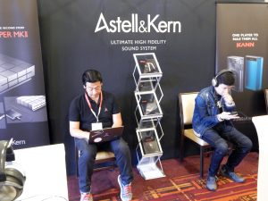 Astell&Kern at CanJam SoCal 2018