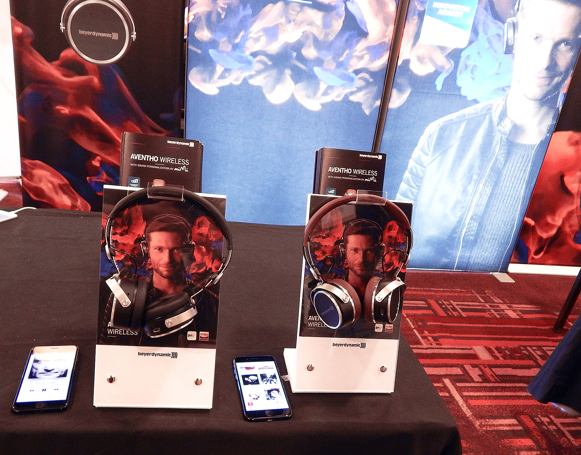 Beyerdynamic at CanJam SoCal 2018