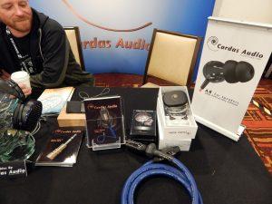 Cardas Audio at CanJam SoCal 2018