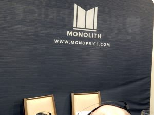 Monolith at CanJam SoCal 2018