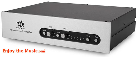 VPI Industries Voyager MM / MC Phono Stage Amplifier