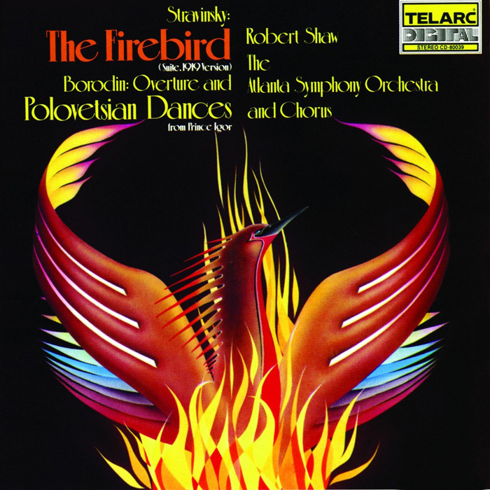 the firebird suite Robert Shaw