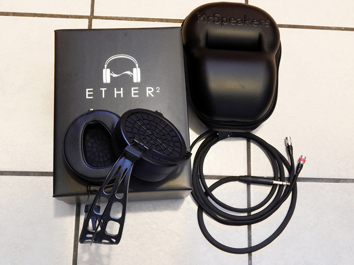 MrSpeakers ETHER2 Headphones