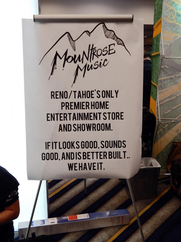 ifi / Mount Rose Music @ CanJam SoCal 2019