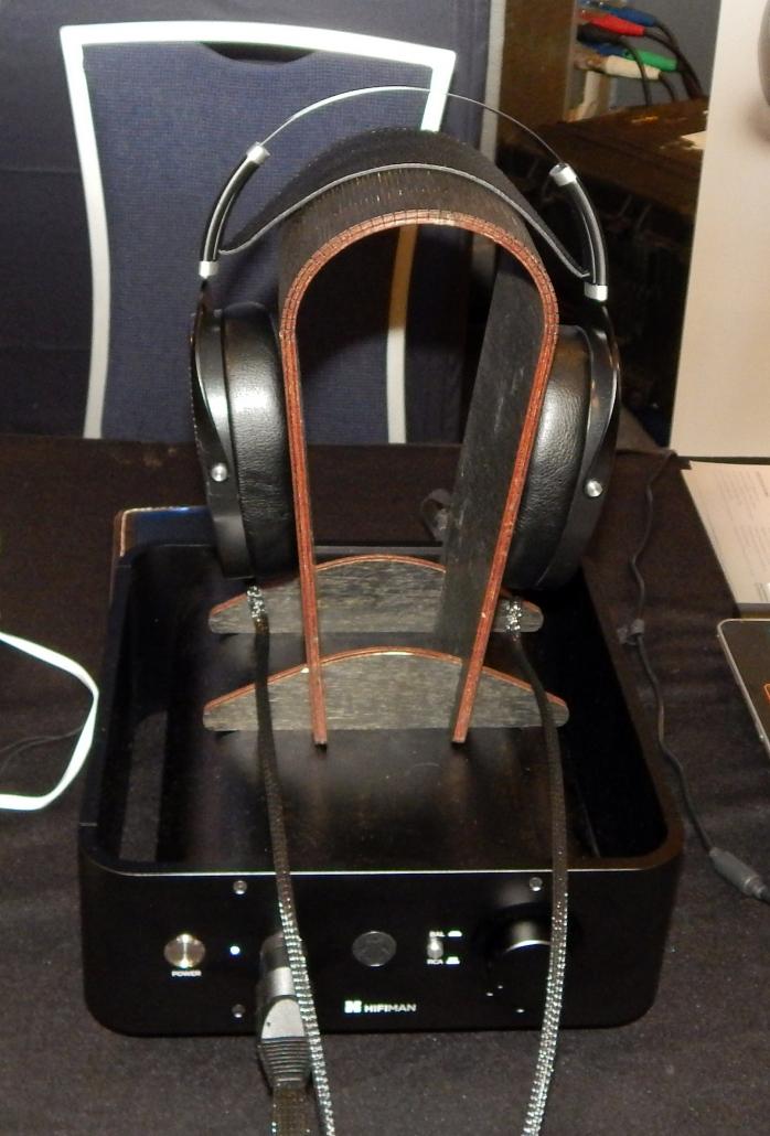 HiFiMan Jade II Electrostatic Headphone and Amplifier