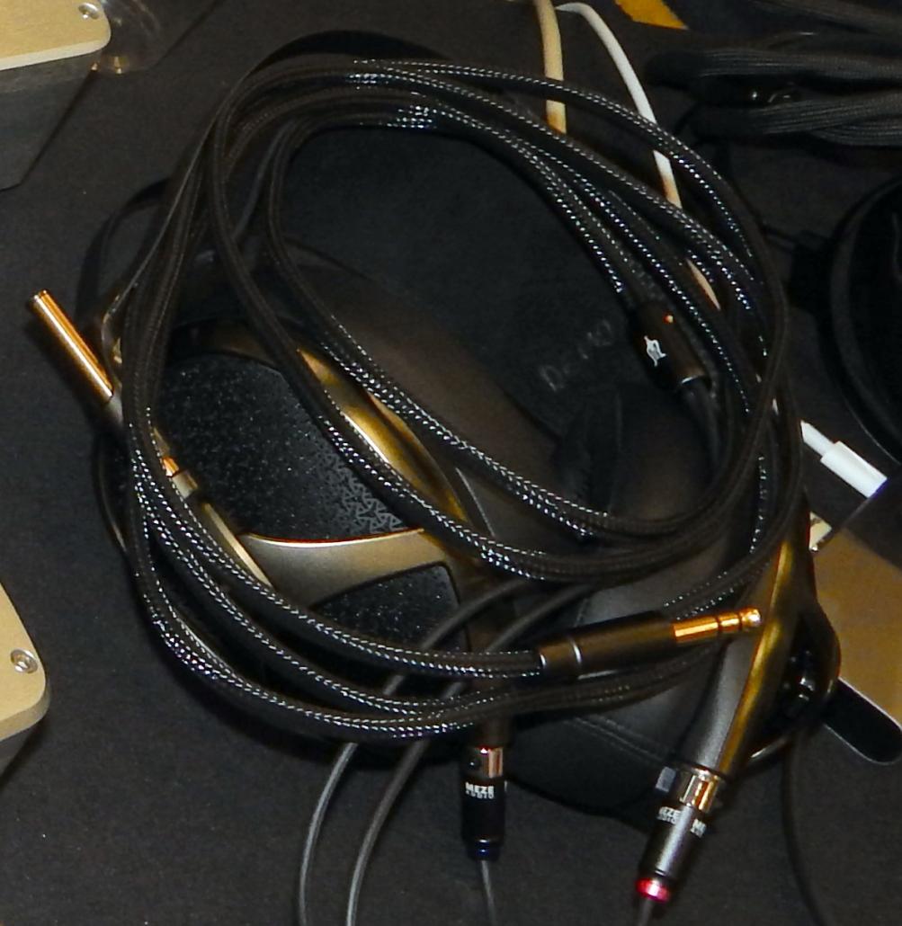 Meze Empyrean Isodynamic Hybrid Array Headphone