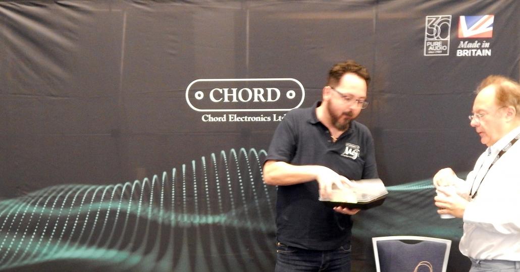 Chord Electronics @ CanJam SoCal 2019