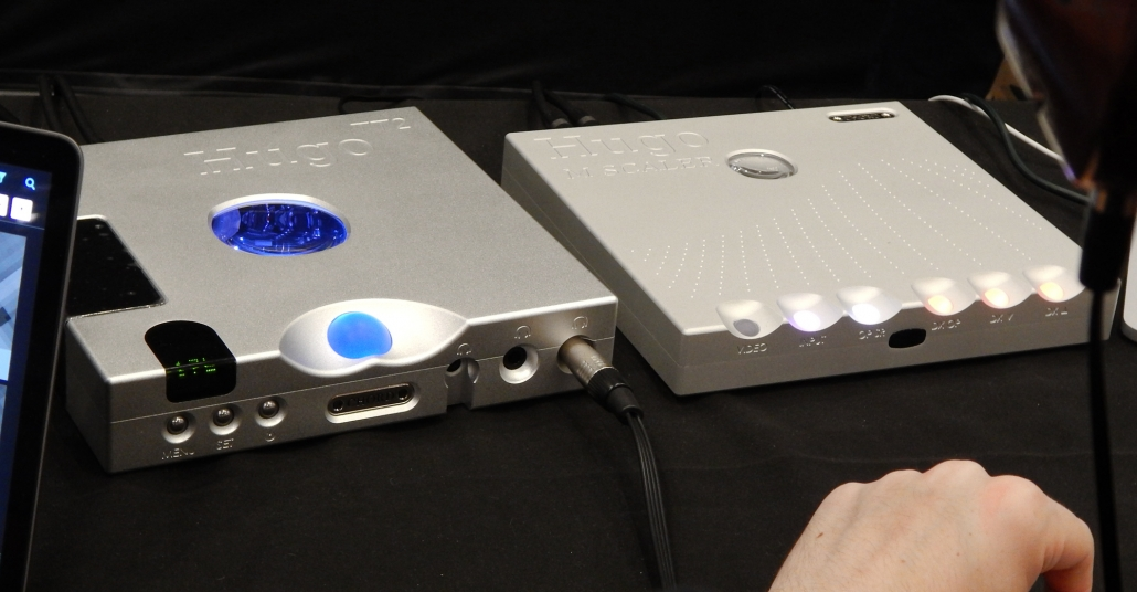Chord Hugo M Scaler, Chord Hugo TT 2 DAC/Headphone Amplifier
