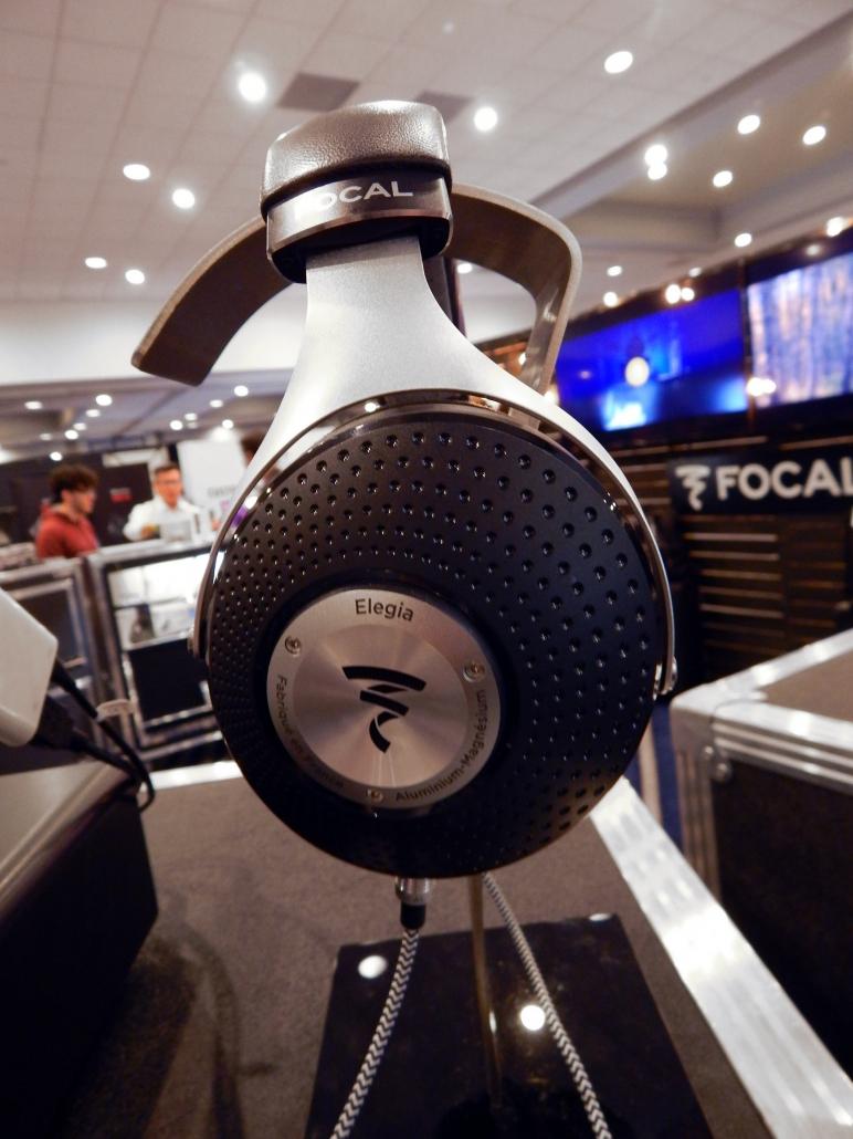 Focal Elegia Closed-Back Headphones
