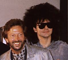 Chris and Eric Clapton