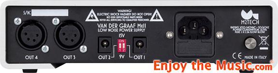M2Tech Van Der Graaf MkII Power Supply