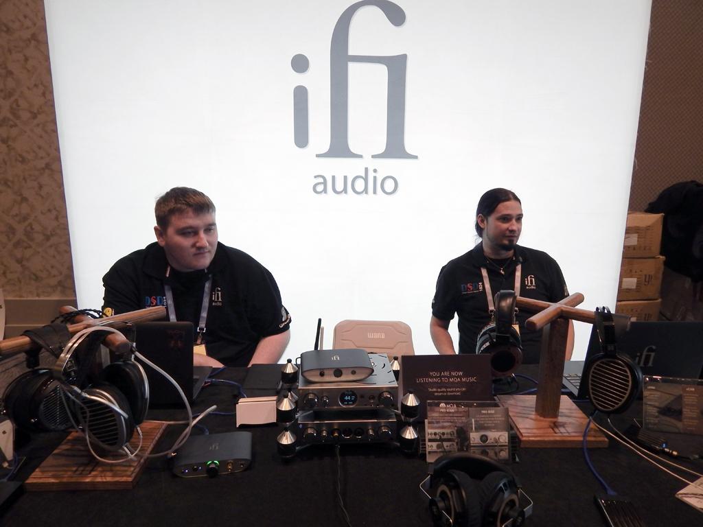ifi Audio at RMAF 2019 (Rocky Mountain Audio Fest)