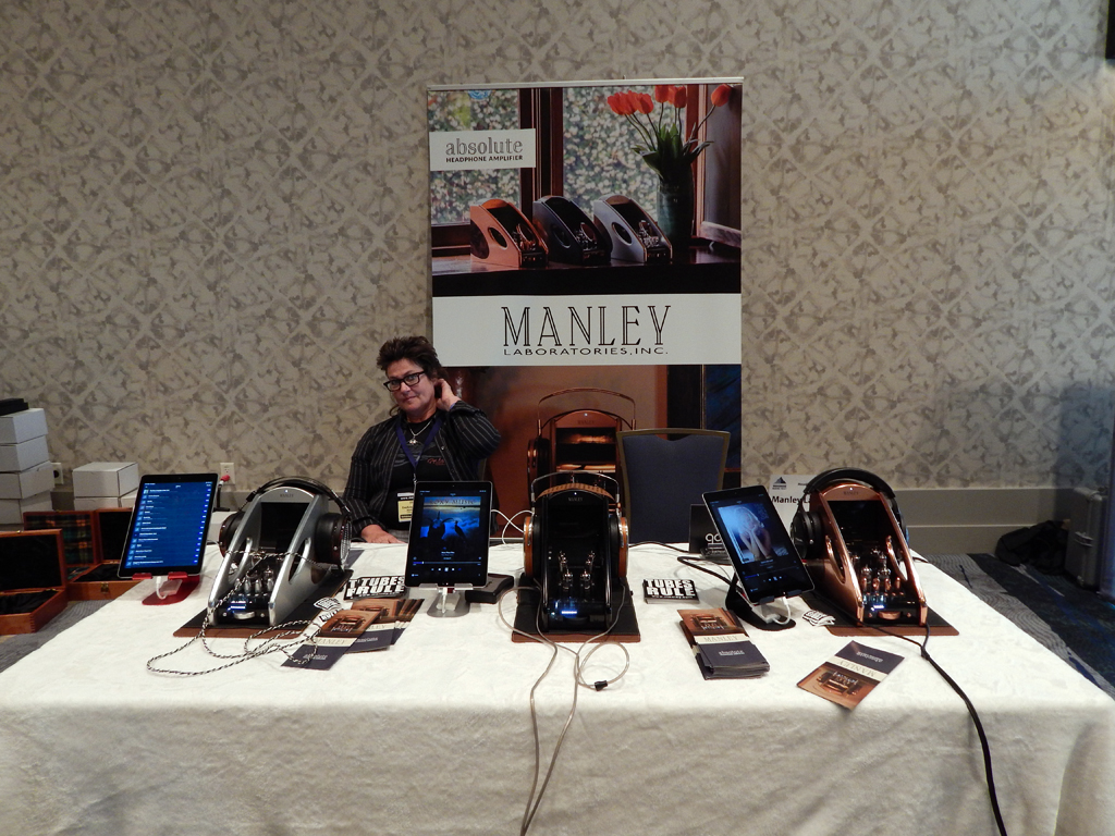 Manley Laboratories at RMAF 2019 (Rocky Mountain Audio Fest)