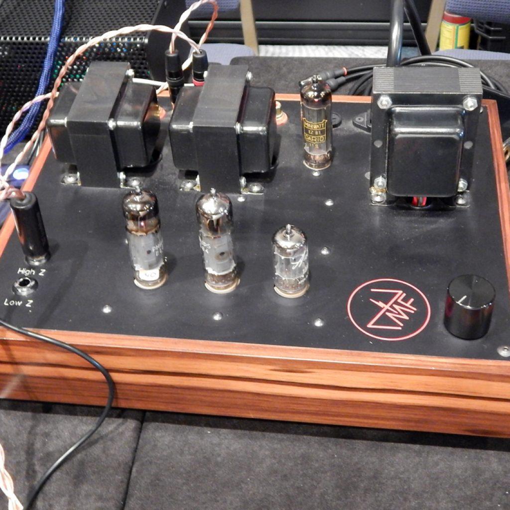 ZMF Pendant Headphone Amplifier