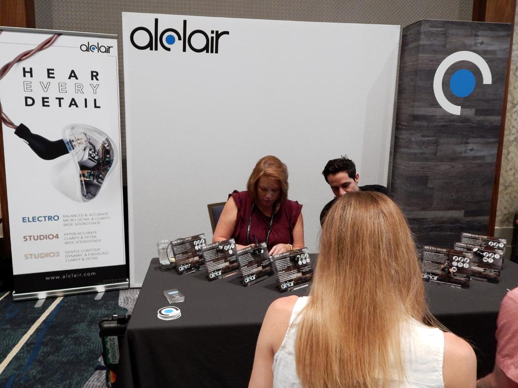 alclair at RMAF 2019 (Rocky Mountain Audio Fest)