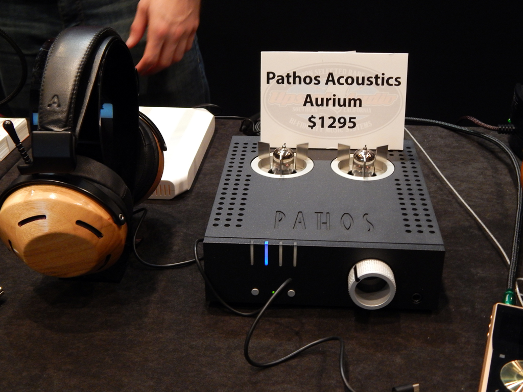 ZMF Eikon Headphones, Pathos Acoustics Aurium Headphone Amplifier, Questyle QP2R DAP