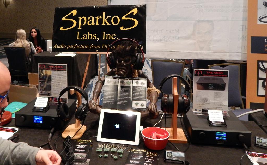 SparkoS Labs @ Rocky Mountain Audio Fest 2019 - RMAF 2019