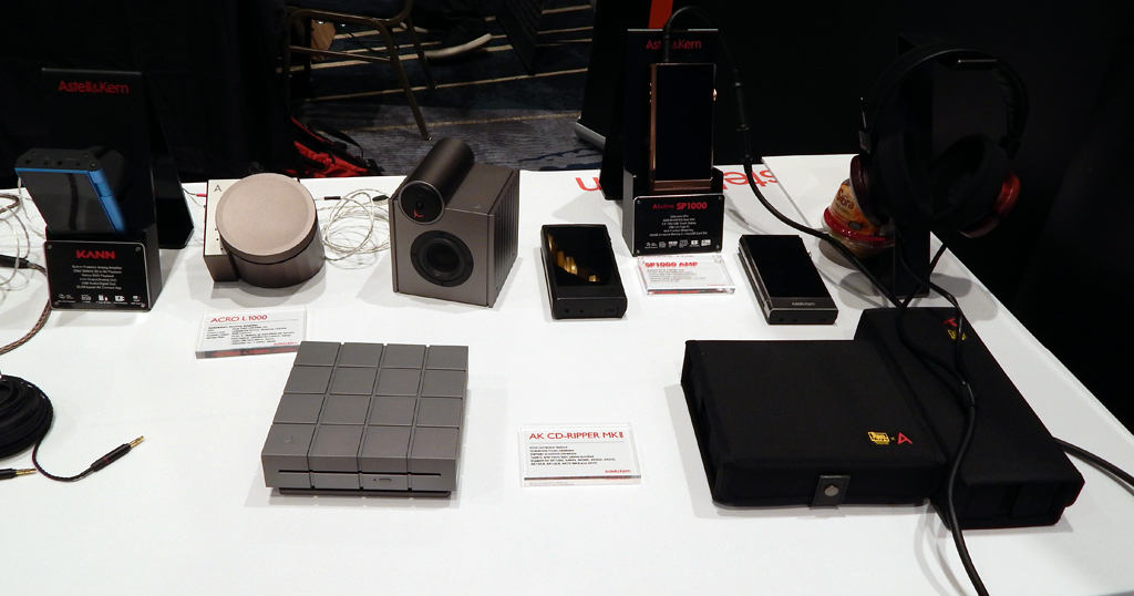 Astell&Kern KHAN DAP, Astell&Kern ACRO L1000 DAC Amplifier, Astell&Kern ACRO S1000 Speaker, Astell&Kern SP1000 AMP with Astell&Kern A&Ultima SP1000 DAP (3), Grado GS3000e Headphones, Astell&Kern PEE31 Aux Cable, Astell&Kern AK CD-Ripper MKII, Astell&Kern 3 Split Carrying Case, Astell&Kern 2 Split Carrying Case