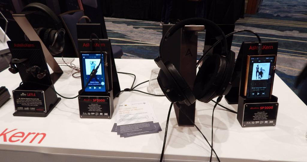 Astell&Kern/JH Layla IEM, Astell&Kern A&Ultima SP2000 DAP, Sennheiser HD820 Headphones, Astell&Kern A&Ultima SP2000 DAP