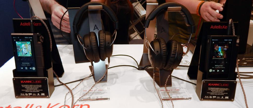 Astell&Kern KHAN CUBE DAP, Astell&Kern AK T5p 2nd Gen, Astell&Kern AK T5p 2nd Gen, Astell&Kern KHAN CUBE DAP