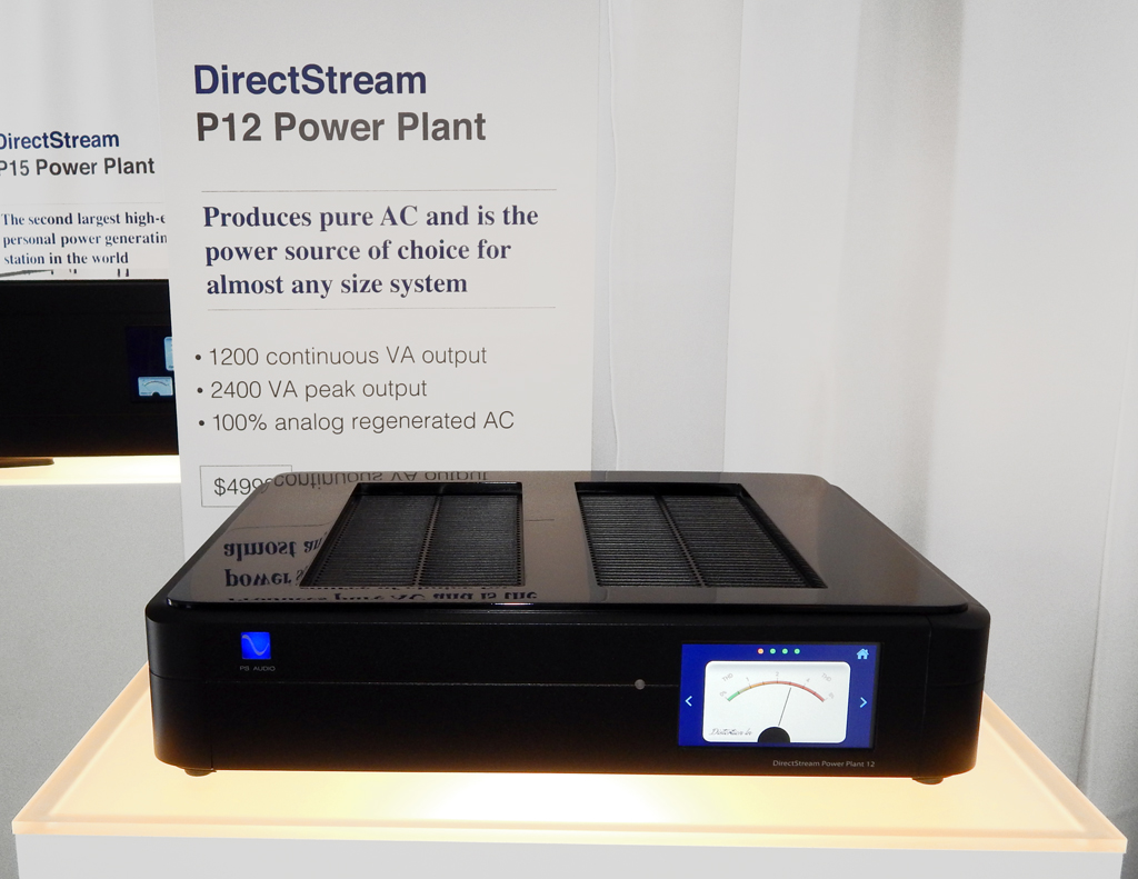 PS Audio DirectStream P12 Power Plant