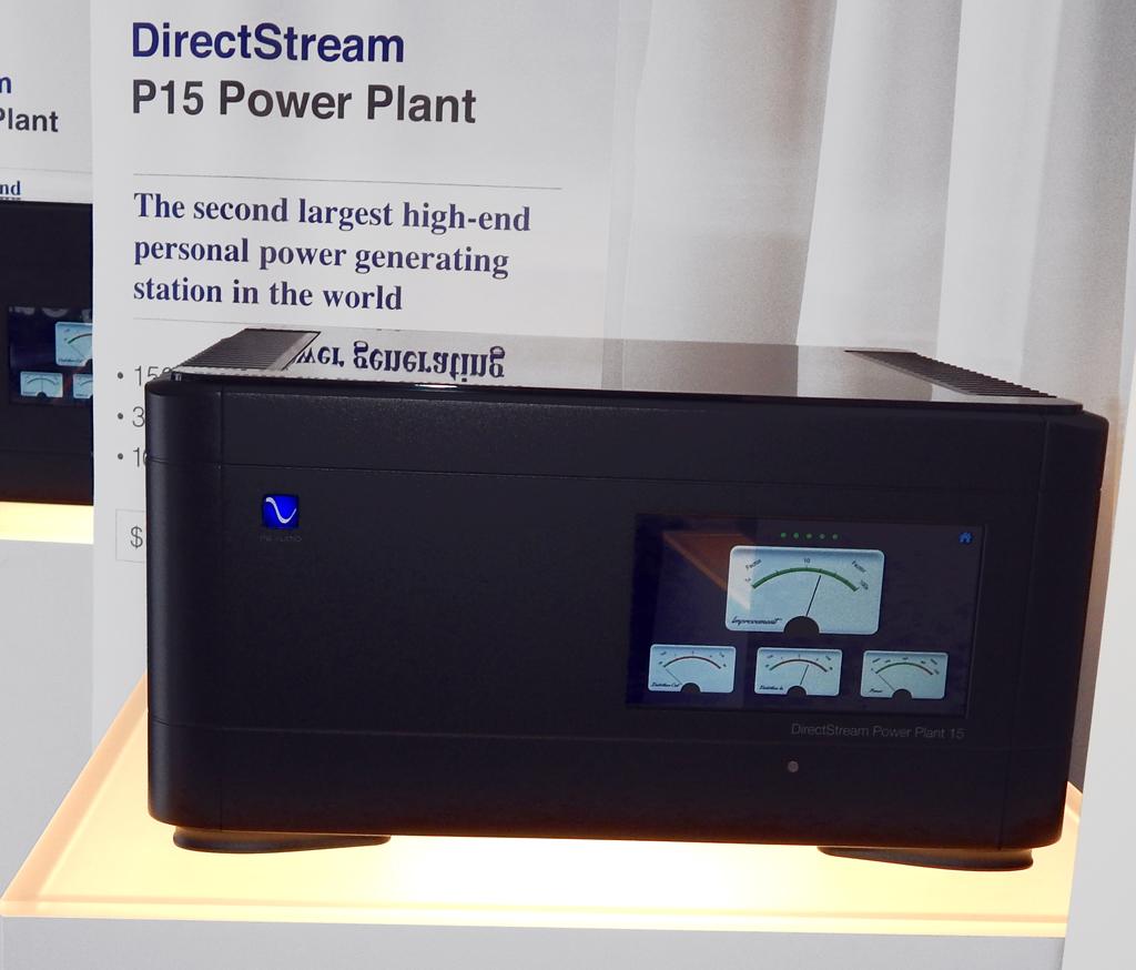 PS Audio DirectStream P15 Power Plant