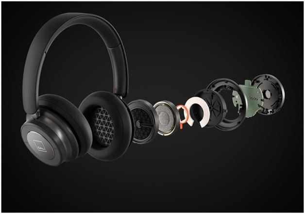 DALI IO headphones