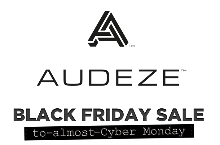 AUDEZE Black Friday