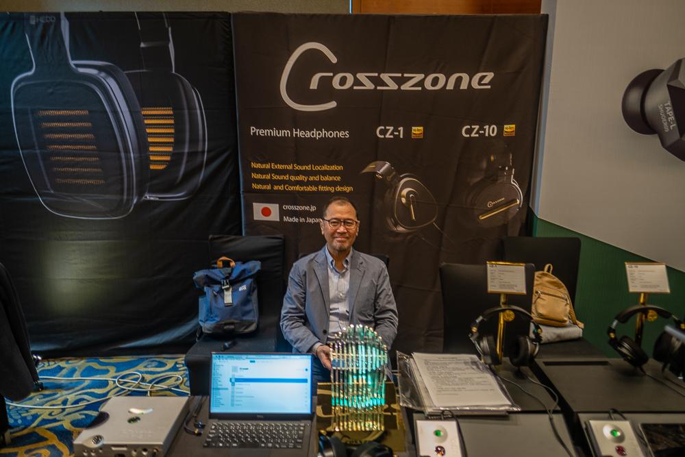 Crosszone CanJam Shanghai 2019