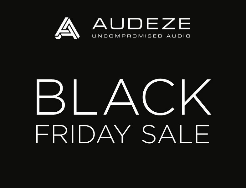 Audeze Black Friday Sale