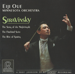 "Eiji Oue and the Minnesota Orchestra ""Stravinsky"""