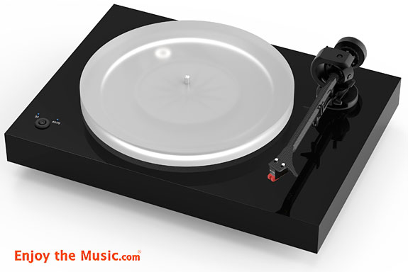 Pro-Ject X2 Vinyl LP Turntable Review