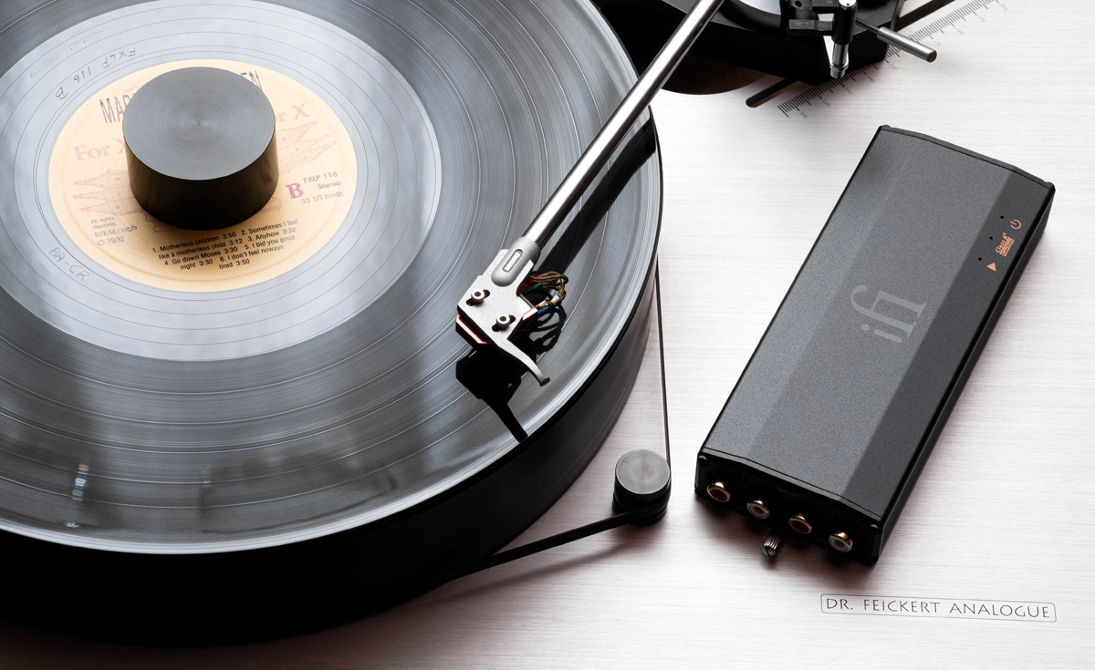 iFi Launches New iPhono3 Black Label phono stage