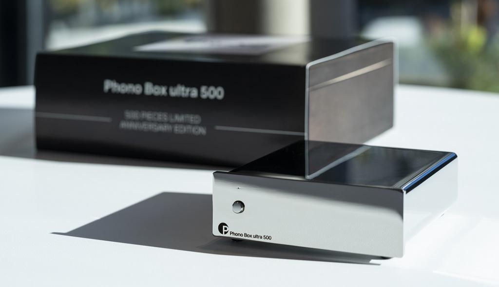 Pro-Ject Audio Phono Box Ultra 500
