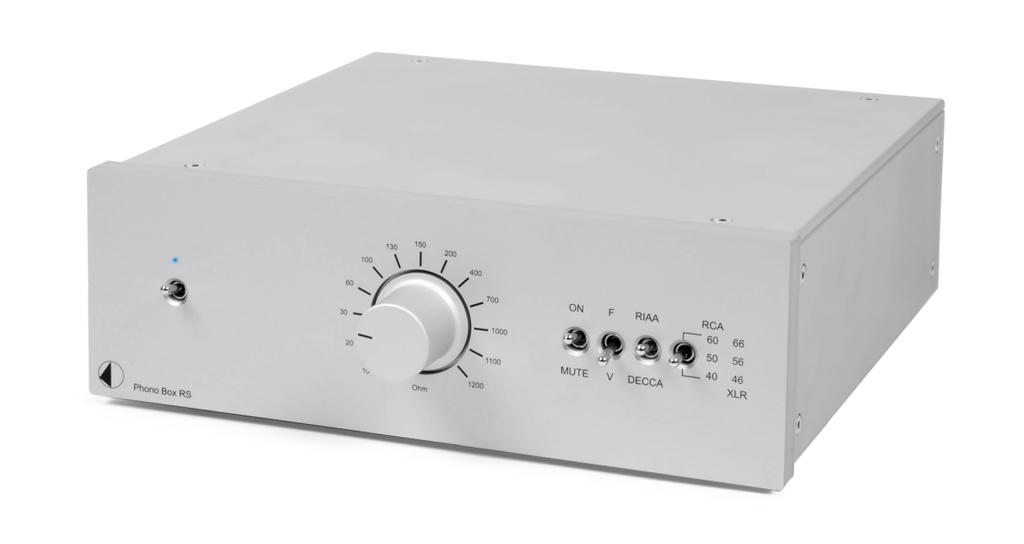 Pro-Ject Audio Phono Box RS