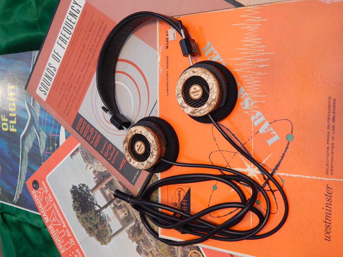 Grado Hemp Headphones Limited Edition