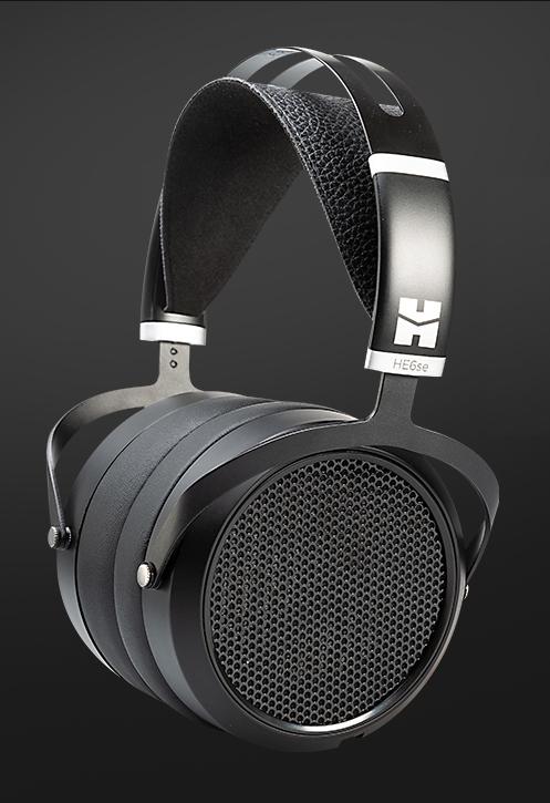 HiFiMan HE6se Headphones