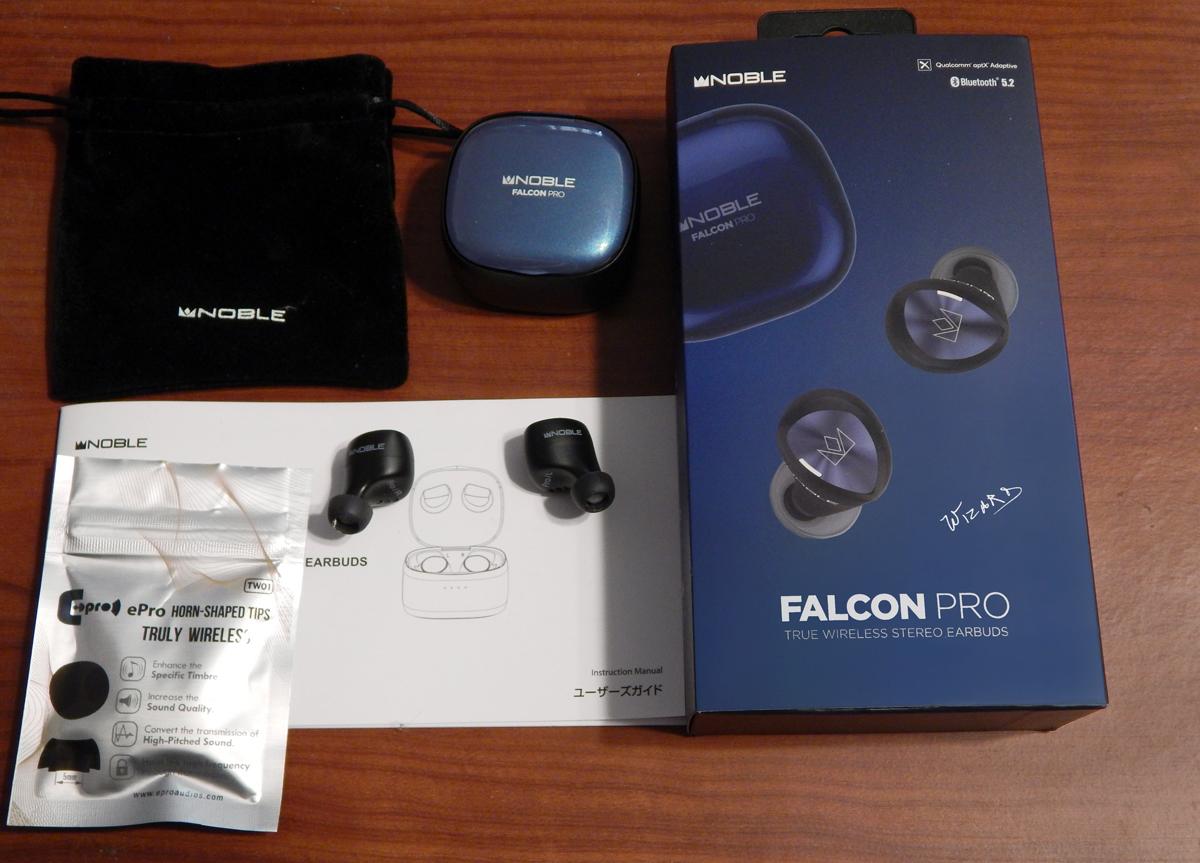 Noble Falcon Pro True Wireless IEM