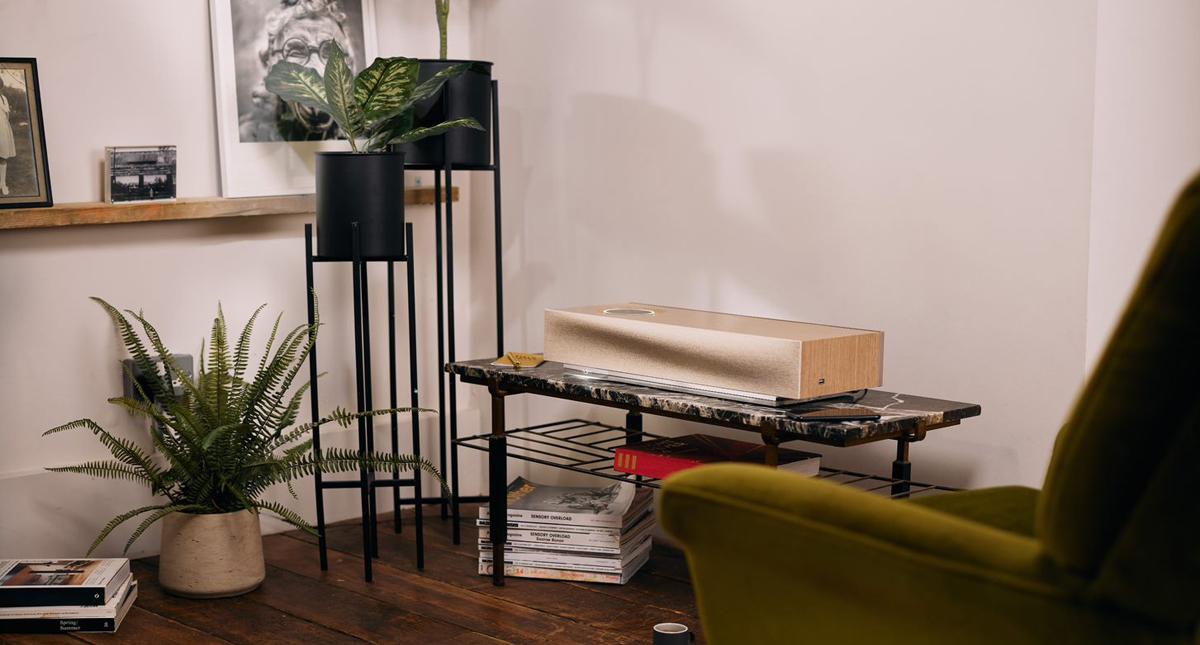 Mu-so Wood Edition Speaker