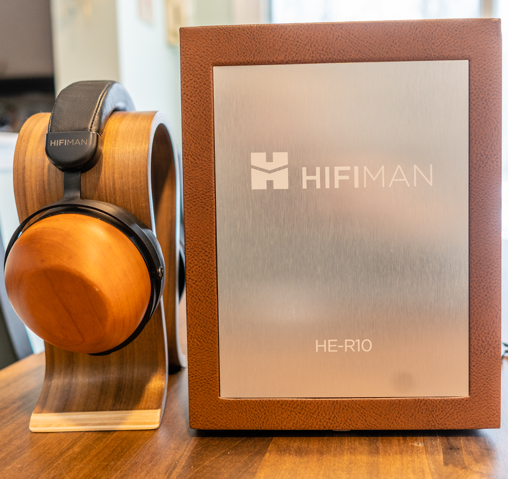 HiFiMan  HE-R10P Headphone Review. The return of a classic!