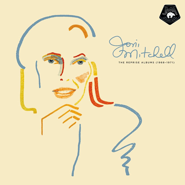 """Joni Mitchell's """"The Reprise Albums (1968-1971)"""""""