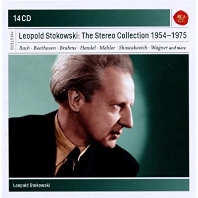 """Léopold Stokowski: The Stereo Collection 1954 -1975"""
