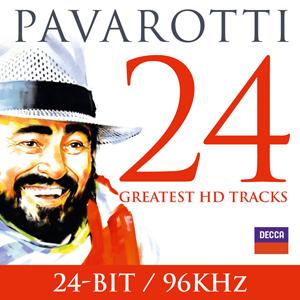 """""""Pavarotti 24 Greatest"""""""