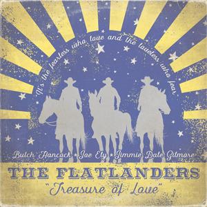 "The Flatlanders' ""Treasure of Love"""