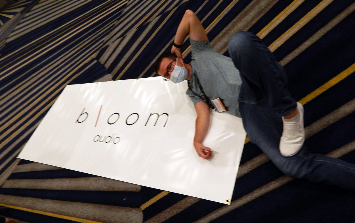 Bloom Audio CanJam SoCal 2021