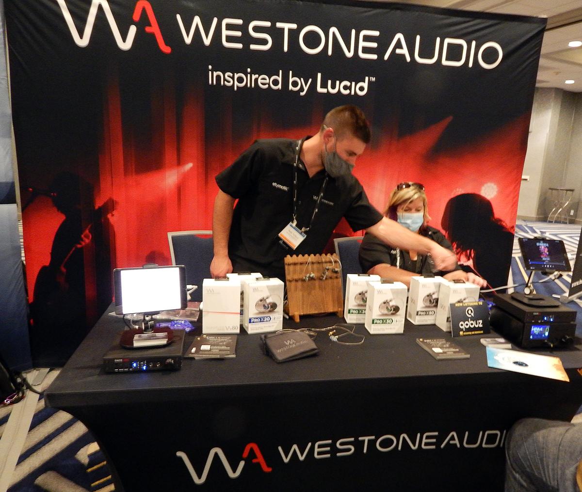 Westone Audio CanJam SoCal 2021