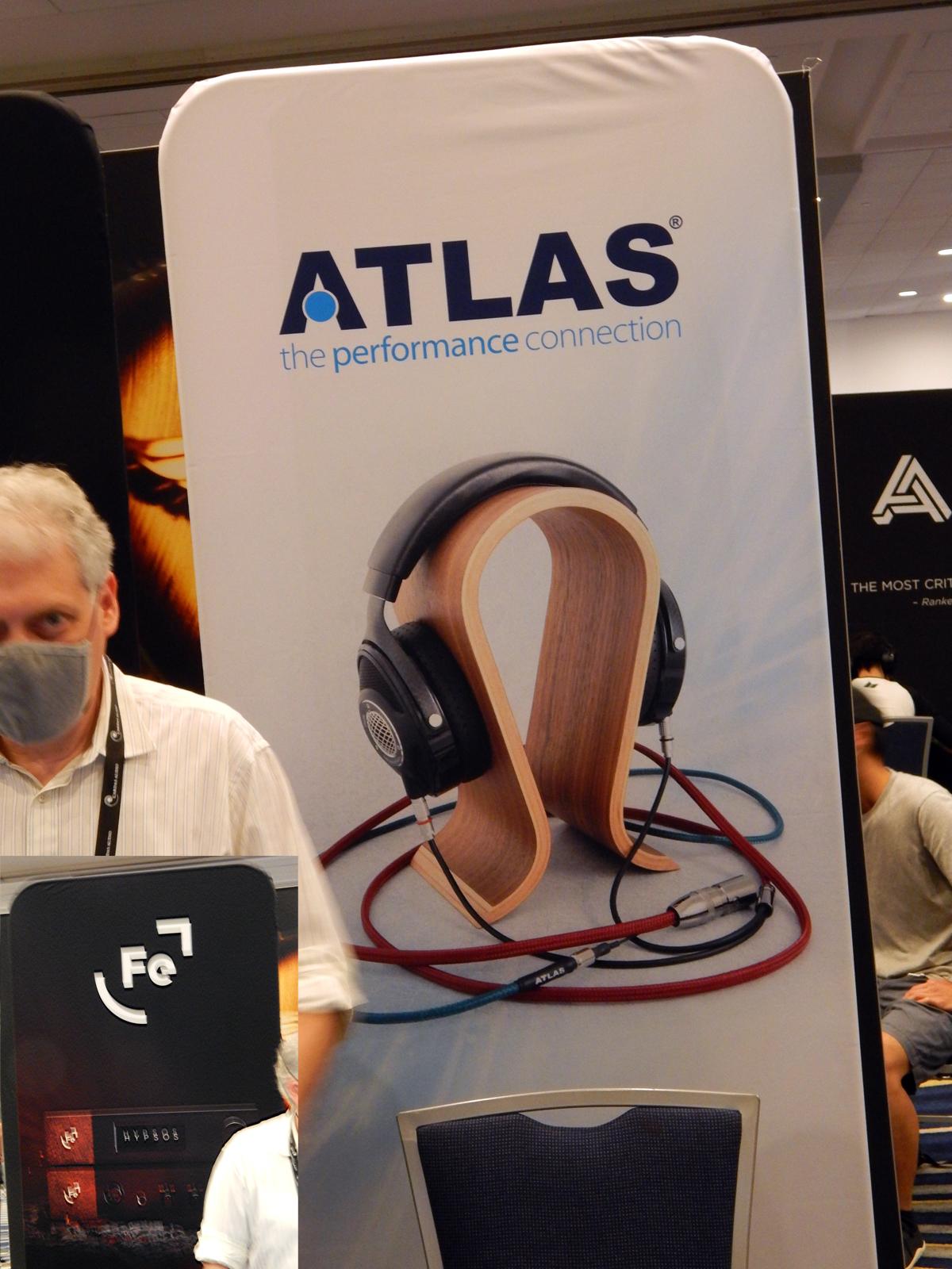Ferrum Audio/Atlas Cables CanJam SoCal 2021