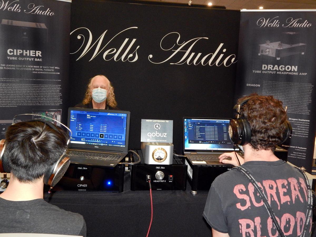 Wells Audio CanJam SoCal 2021