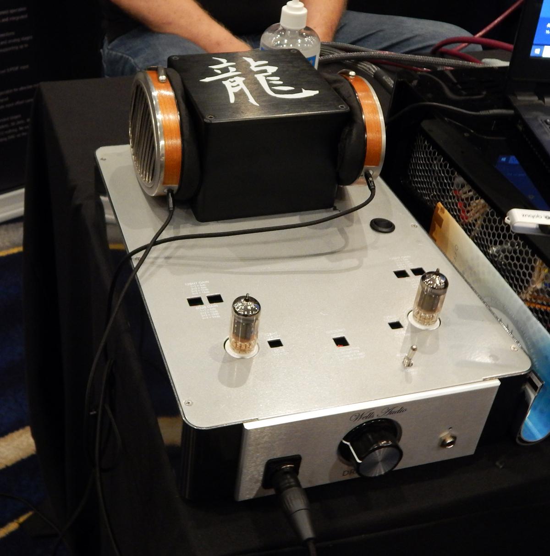 Wells Audio Dragon Level I, HiFiMan Susvara Headphones CanJam SoCal 2021