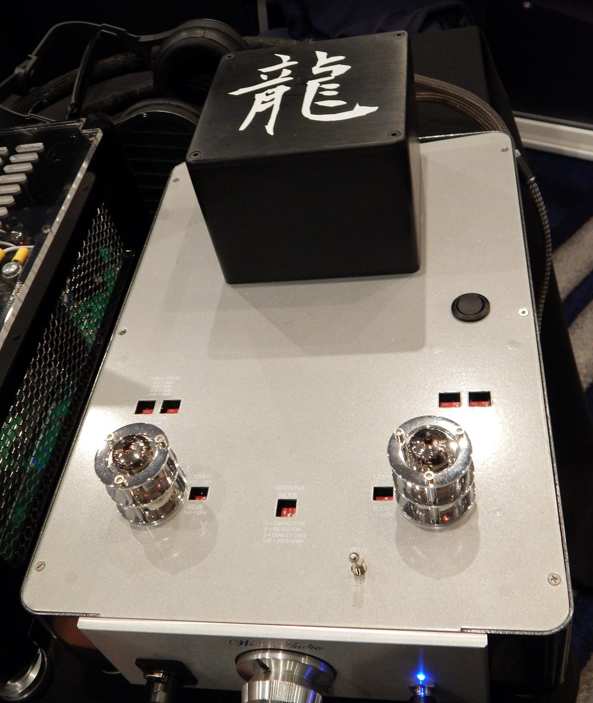 Wells Audio Dragon Level I CanJam SoCal 2021